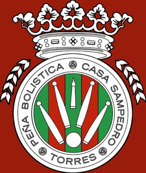 Escudo Casa Sampedro